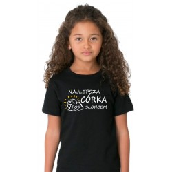T-shirt dziecięcy z nadrukiem