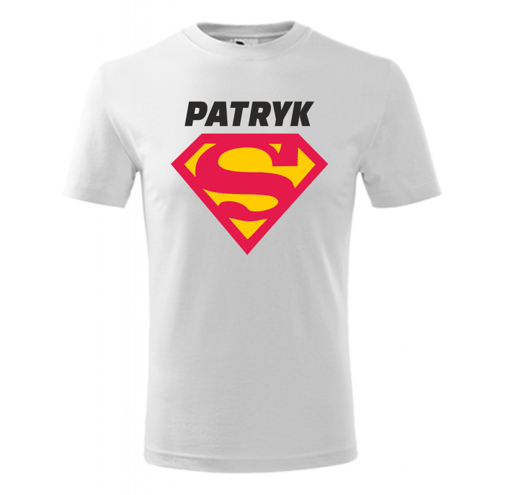 24867af33 Koszulka niemowlęca SUPERMAN