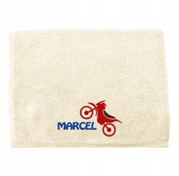"""Ręcznik duży z haftem """"CROSS"""""""