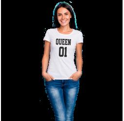 Koszulka damska z nadrukiem QUEEN 01