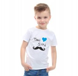 Koszulka dziecięca TAKI SYN