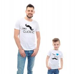 Koszulki dla TATY I SYNA 2