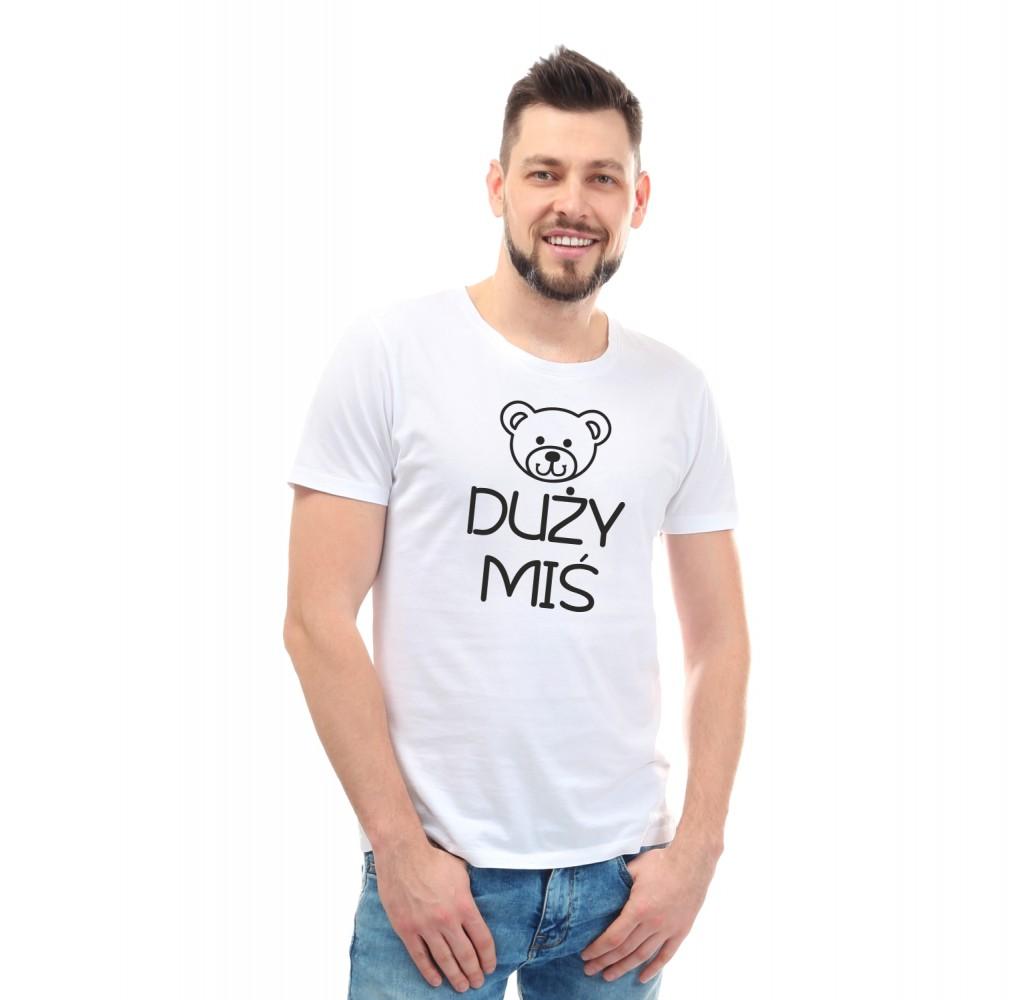 Koszulka męska DUŻY MIŚ