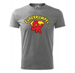 """Koszulka męska z nadrukiem """"SUPER KUMPEL"""""""