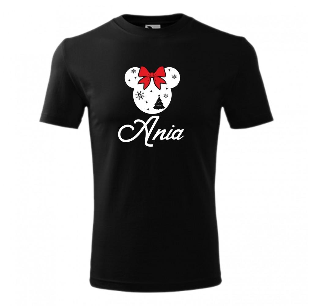 Koszulka dziecięca świąteczna Miki