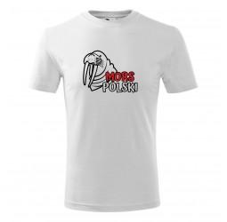 """Koszulka dziecięca z nadrukiem """"MORS POLSKI"""""""