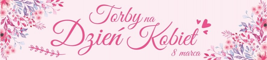 Sklepnadruki - Torby na zakupy z nadrukiem dla kobiet