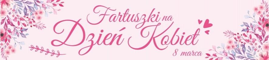 Sklepnadruki - Fartuchy kuchenne z nadrukiem dla kobiet